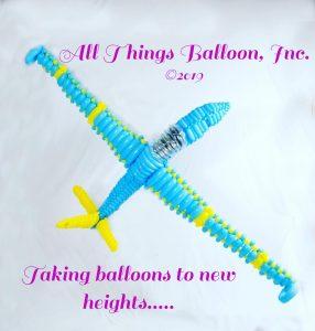 balloon artist - balloon glider