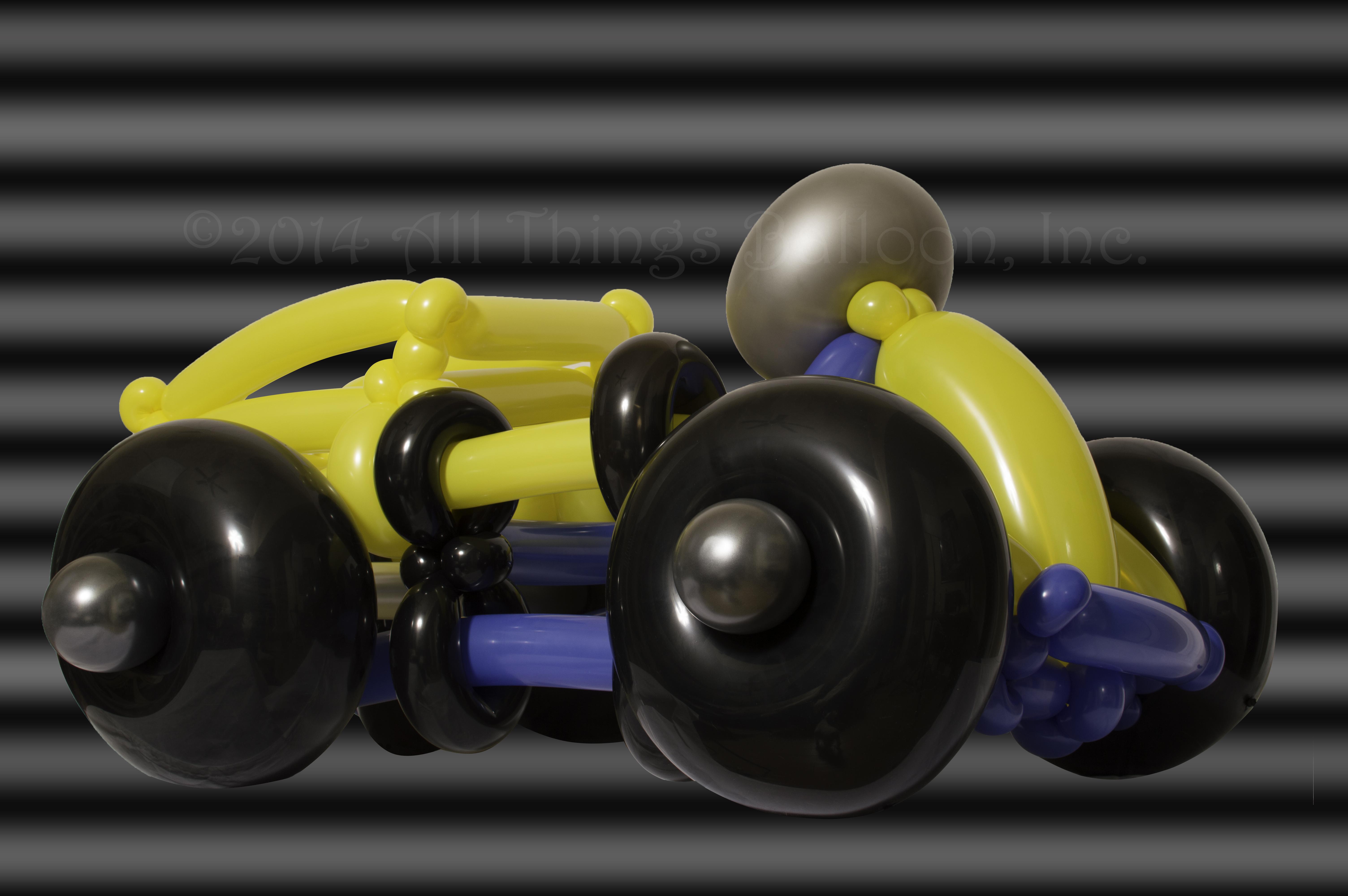 Balloon Vehicles